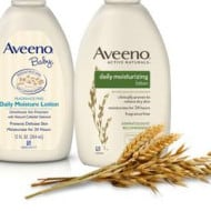 Aveeno Lotion Review and Giveaway