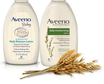 Aveeno Lotion Review and #Giveaway