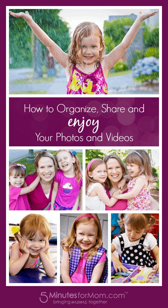 Organize, share and enjoy your photos
