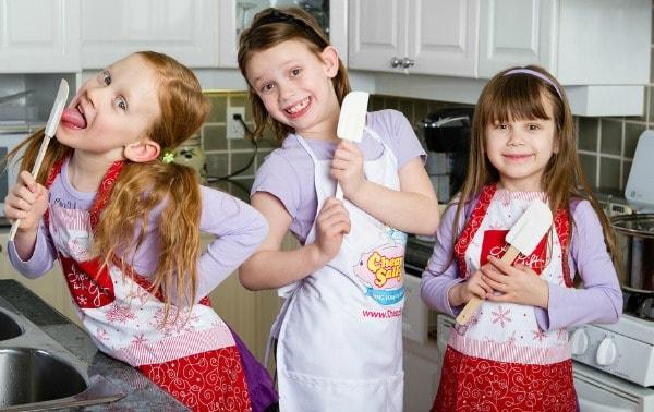 Rice Krispies Girls