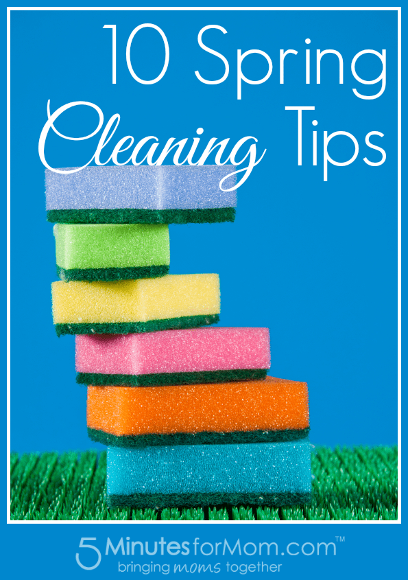 Cleaning Tips Entrancing Of 10 Spring Cleaning Tips Photo