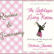 The Antelope in the Living Room by Big Mama Melanie Shankle #Giveaway