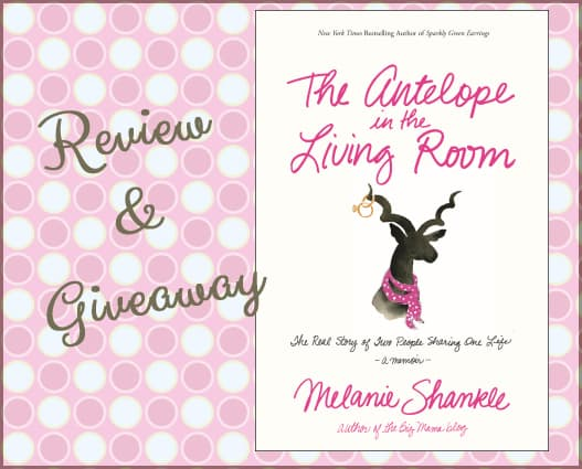 The Antelope In The Living Room By Big Mama Melanie Shankle Giveaway