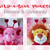 Build-A-Bear Review AND #Giveaway