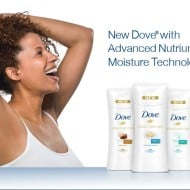 Dove® is Up in Arms About the Armpit
