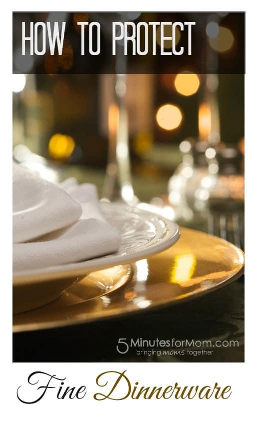 Fine dinnerware