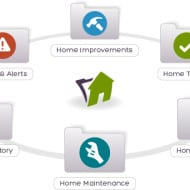 Manage your home projects with HomeZada {#Giveaway}
