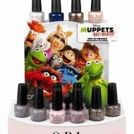 OPI Releases Show-Stopping Shades Inspired by Muppets Most Wanted