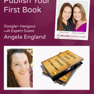How To Write and Self-Publish Your First Book #WAHMStrategy