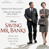 Saving Mr. Banks arrives on Blu-ray on March 18th