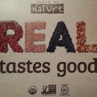 Taste of Nature Snack Bars #Review & #Giveaway