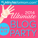 Ultimate Blog Party 125x125