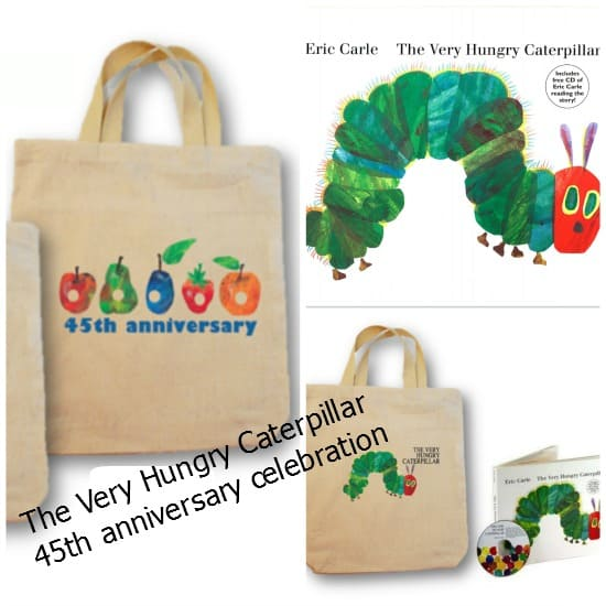 Very Hungry Caterpillar Collage