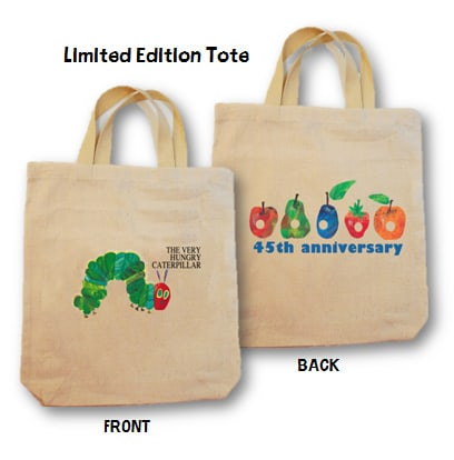 Very Hungry Caterpillar Tote