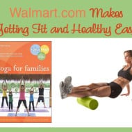 Walmart.com Makes Getting Fit and Healthy Easy