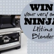 Win a Ninja Ultima Blender #Giveaway