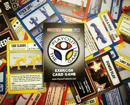 Playout: The Exercise Card Game