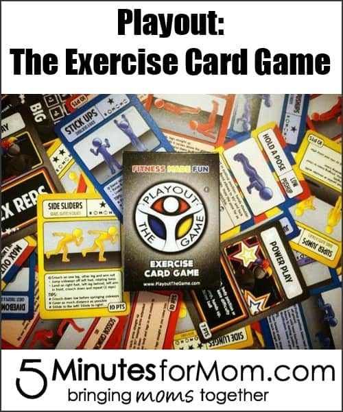 playout exercise card game