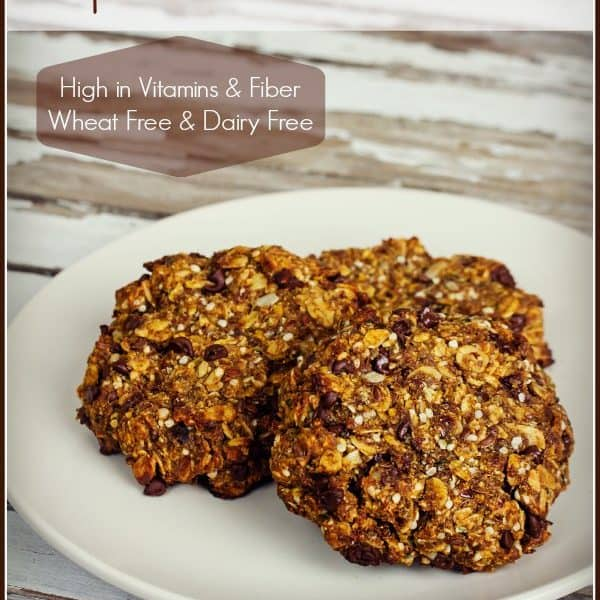 Pumpkin Oatmeal Breakfast Cookies Recipe