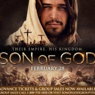 Win Tickets to see the #SonofGod movie