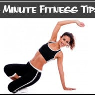 5 Minute Fitness Ideas
