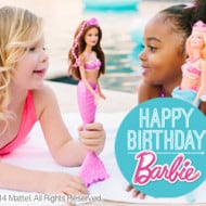 Happy Birthday, Barbie! #TRUBarbieParty #Giveaway