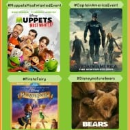Follow the Fun of Muppets, Superheroes, Bears and Fairies #MuppetsMostWantedEvent