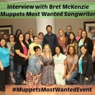 Together Again, Again for the Muppets Most Wanted Songs #MuppetsMostWantedEvent