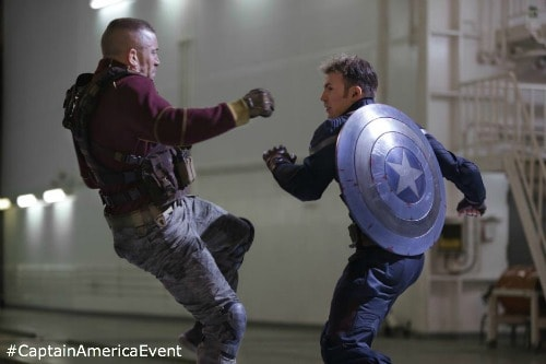 Captain America - Opening Fight - #CaptainAmericaEvent