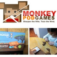 Monkey Pod Games #Review and #Giveaway