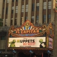 Experience The Muppets Most Wanted at the El Capitan Theatre #MuppetsMostWantedEvent