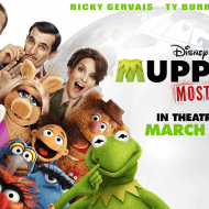We're Doing a Sequel – Muppets Most Wanted Movie Review #MuppetsMostWantedEvent