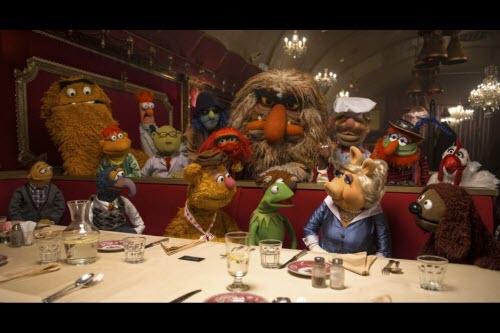 #MuppetsMostWantedEvent