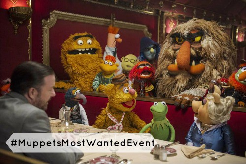 #MuppetsMostWantedEvent | 5 Minutes for Mom