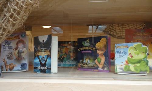 Pirate Fairy Merchandise - Books