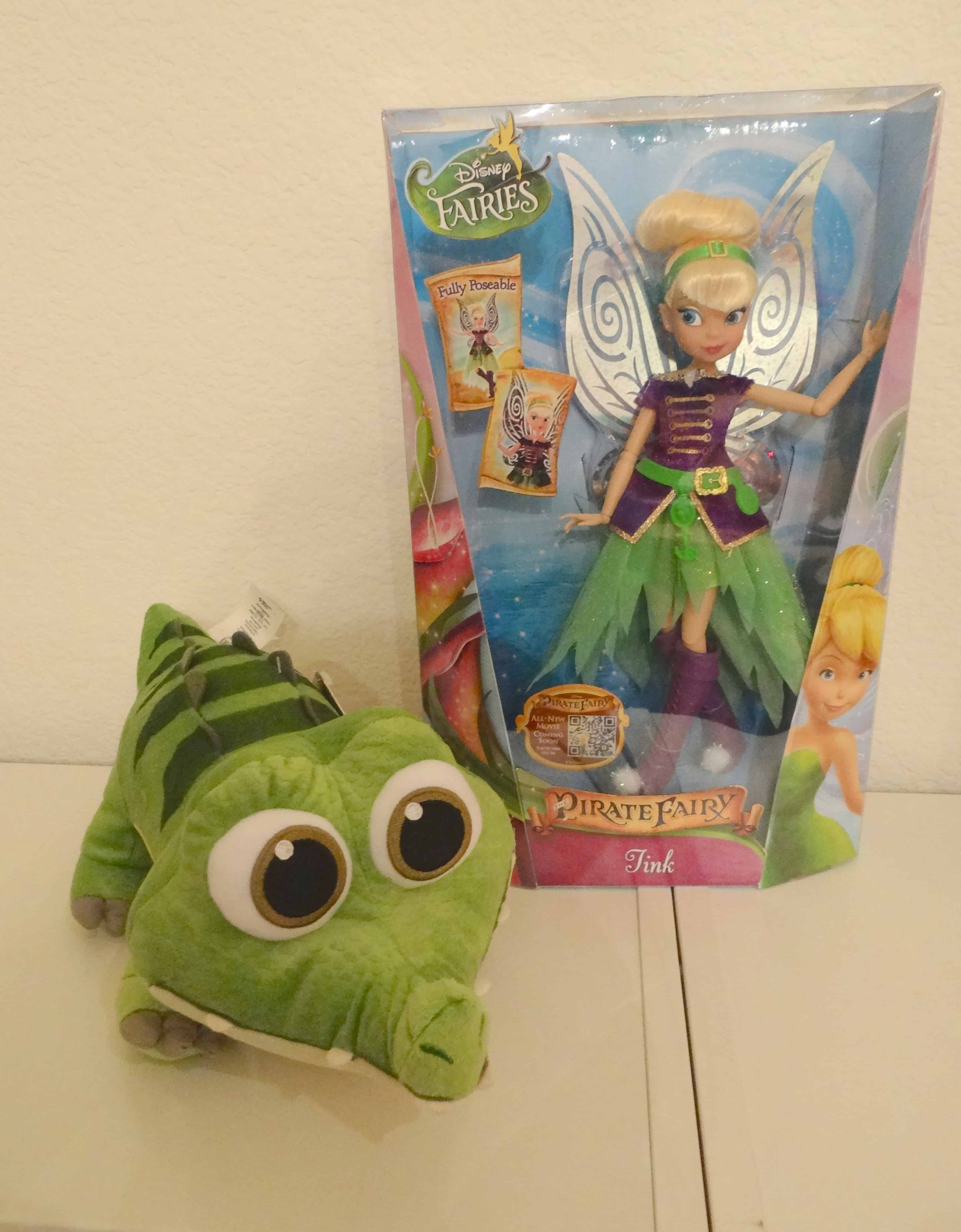 Pirate Fairy Tink Doll Baby Tick Tock - #PirateFairy