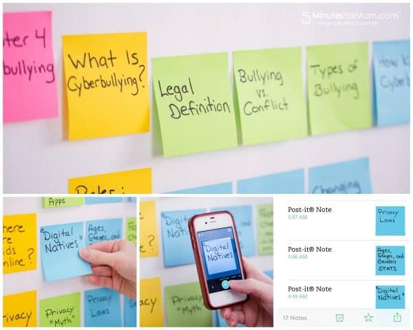 Collaborating and Brainstorming with<br />Post-it Products Evernote Collection