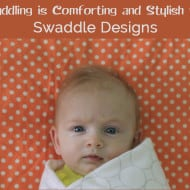 Swaddling is Comforting and Stylish with Swaddle Designs