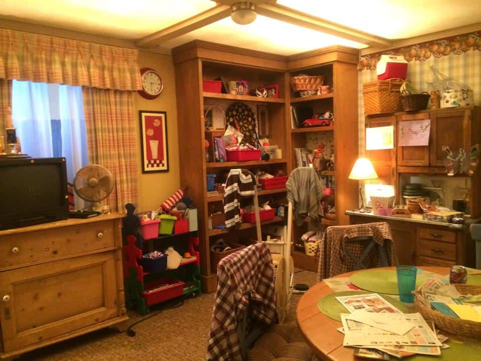 The Middle Set - Kitchen Nook - #ABCTVEvent