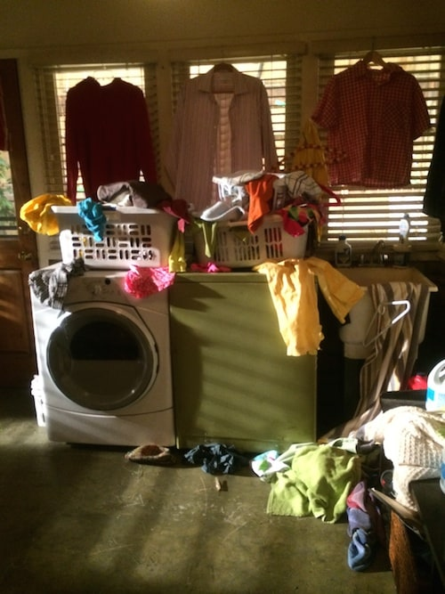 The Middle Set - Laundry Room - #ABCTVEvent