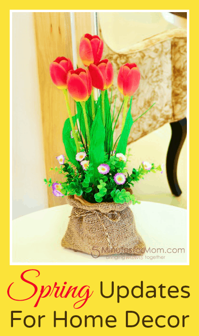 Spring updates for home decor