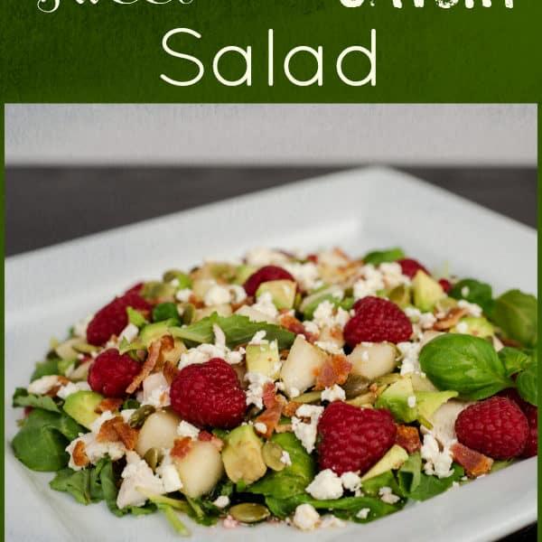 Sweet and Savory Salad Recipe