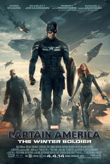 Captain America Poster - #CaptainAmericaEvent