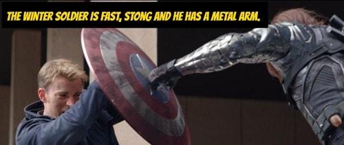 Captain America - The Winter Soldier Quote - #CaptainAmeriaEvent