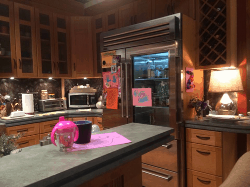Derek and Meredith's Dream House - Kitchen - #ABCTVEVENT