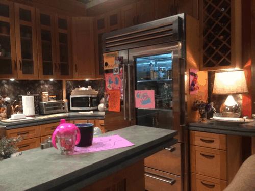 Derek and Meredith's Dream House - Kitchen - #ABCTVEVENT