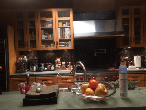 Derek and Merediths Dream House - Kitchen - #ABCTVEVENT