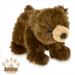 Disneynature BEARS Amber Plush