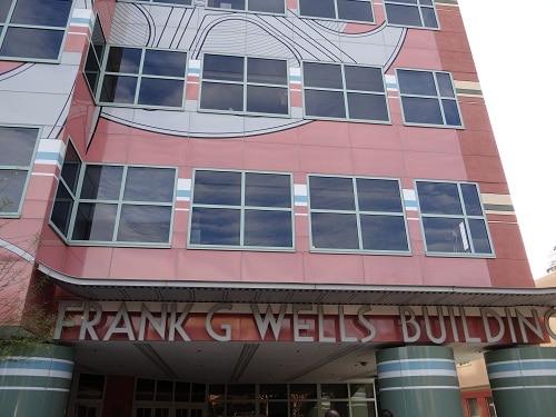 Frank G Wells Building