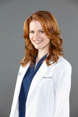 Grey's Anatomy - Dr. April Kepner Profile- #ABCTVEVENT